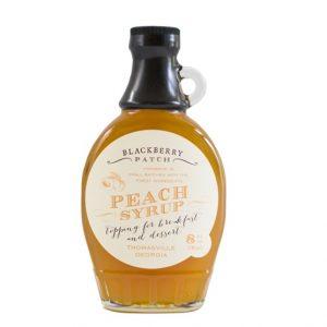 Premium Pfirsich-Sirup