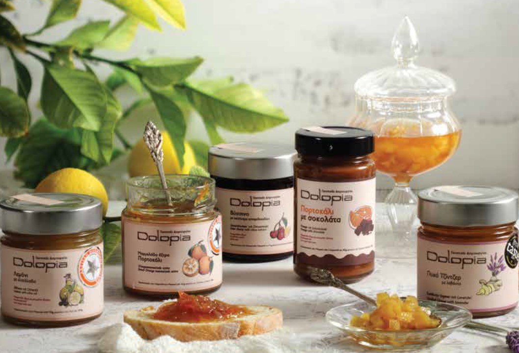 Griechische Marmeladen
