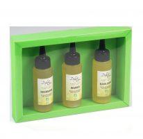 Bio Geschenke mit Aroma-Olivenöl