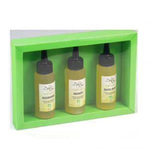 geschenkset bio olivenöl