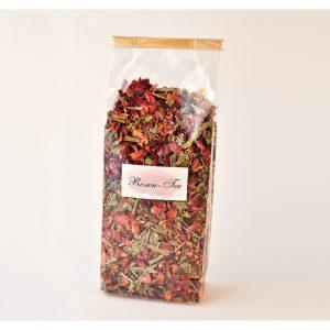 rosen kräuter tee