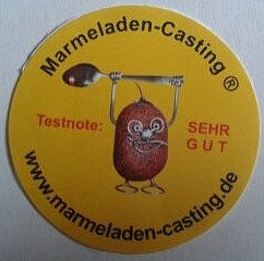 Marmeladencasting Medaille