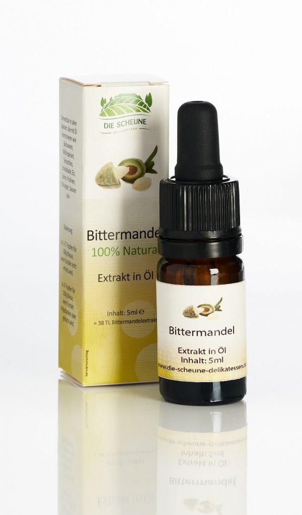 Bittermandel Aroma Extrakt natürlich