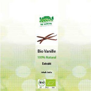 Etiketten 5ml Bio Vanille