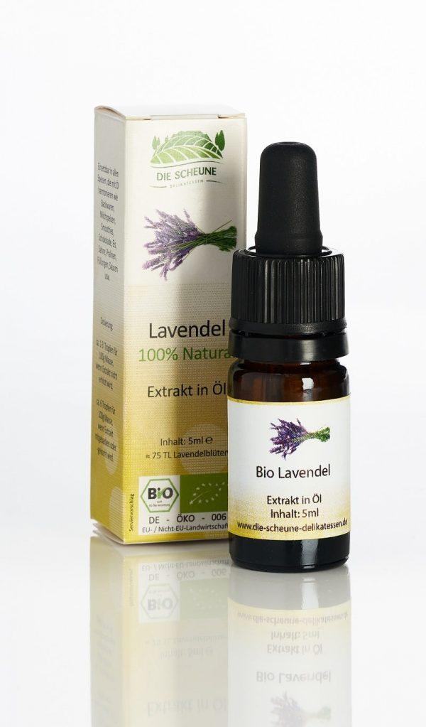 Lavendel Aroma Extrakt 100% natürlich Bio