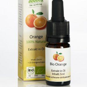 Orange Aroma Extrakt 100% natürlich Bio