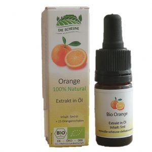Orangen Extrakt