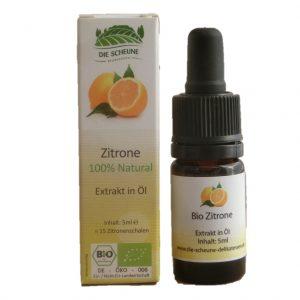 Zitronen Extrakt