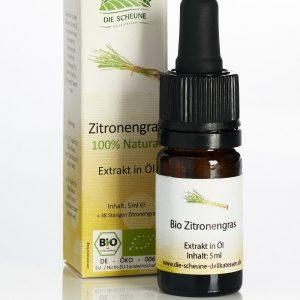 ZItronengras Aroma Extrakt 100% natürlich Bio