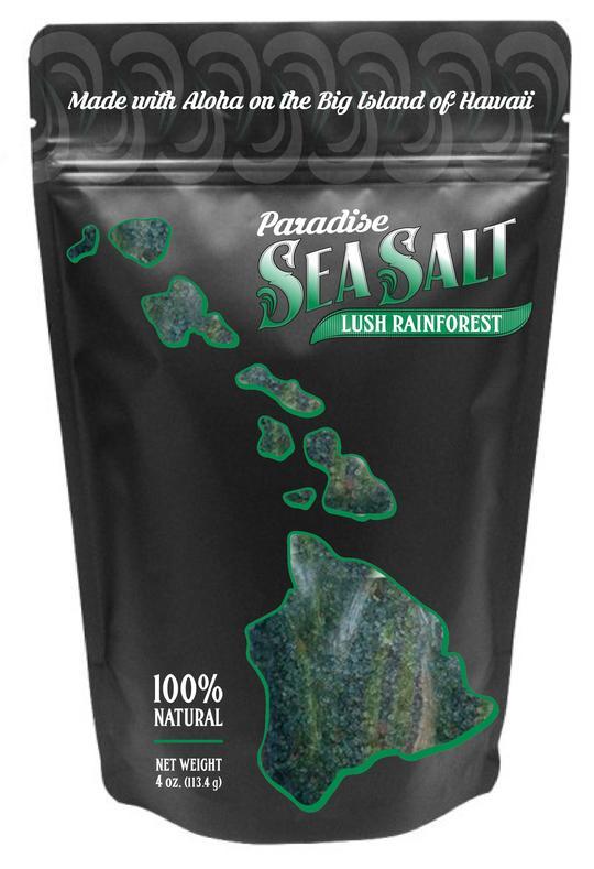 Hawaii Style Salt Green