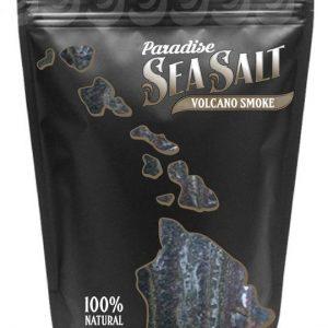 Salz aus Hawaii schwarz