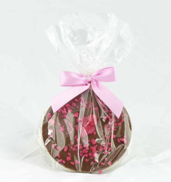 Schokoladen-Rosen-Taler