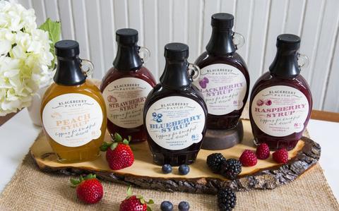American Fruit Sirup