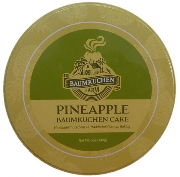Pineapple Baumkuchen