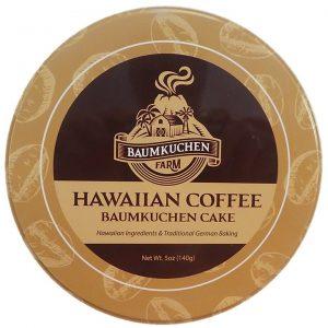 Baumkuchen Kona Kaffee